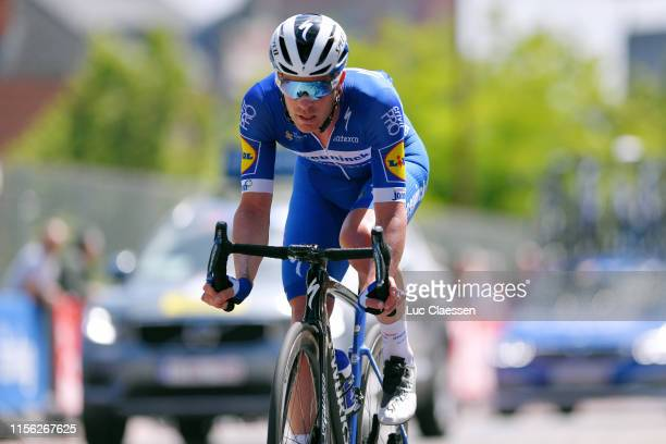 Iljo Keisse of Belgium and Team Deceuninck-Quick Step / during the 89th Baloise Belgium Tour 2019, Stage 5 a 158,4km stage from Tongeren to Beringen...
