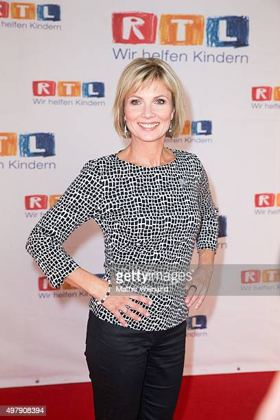 Ilka Essmueller attends the RTL Telethon 2015 on November 19 2015 in Cologne Germany This year marks the 20th anniversary of the RTL Telethon Instead...