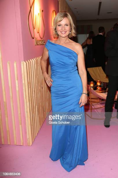 Ilka Essmueller RTL moderator during the 67th Bundespresseball at Hotel Adlon on November 23 2018 in Berlin Germany