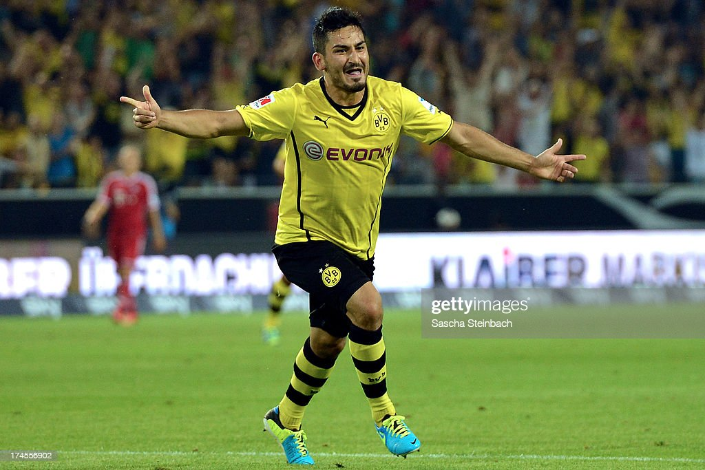 Borussia Dortmund v FC Bayern Muenchen - DFL Supercup : News Photo