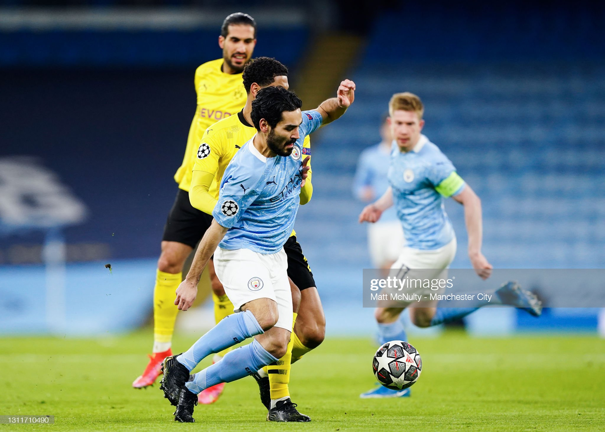 Dortmund vs Manchester City Preview, prediction and odds