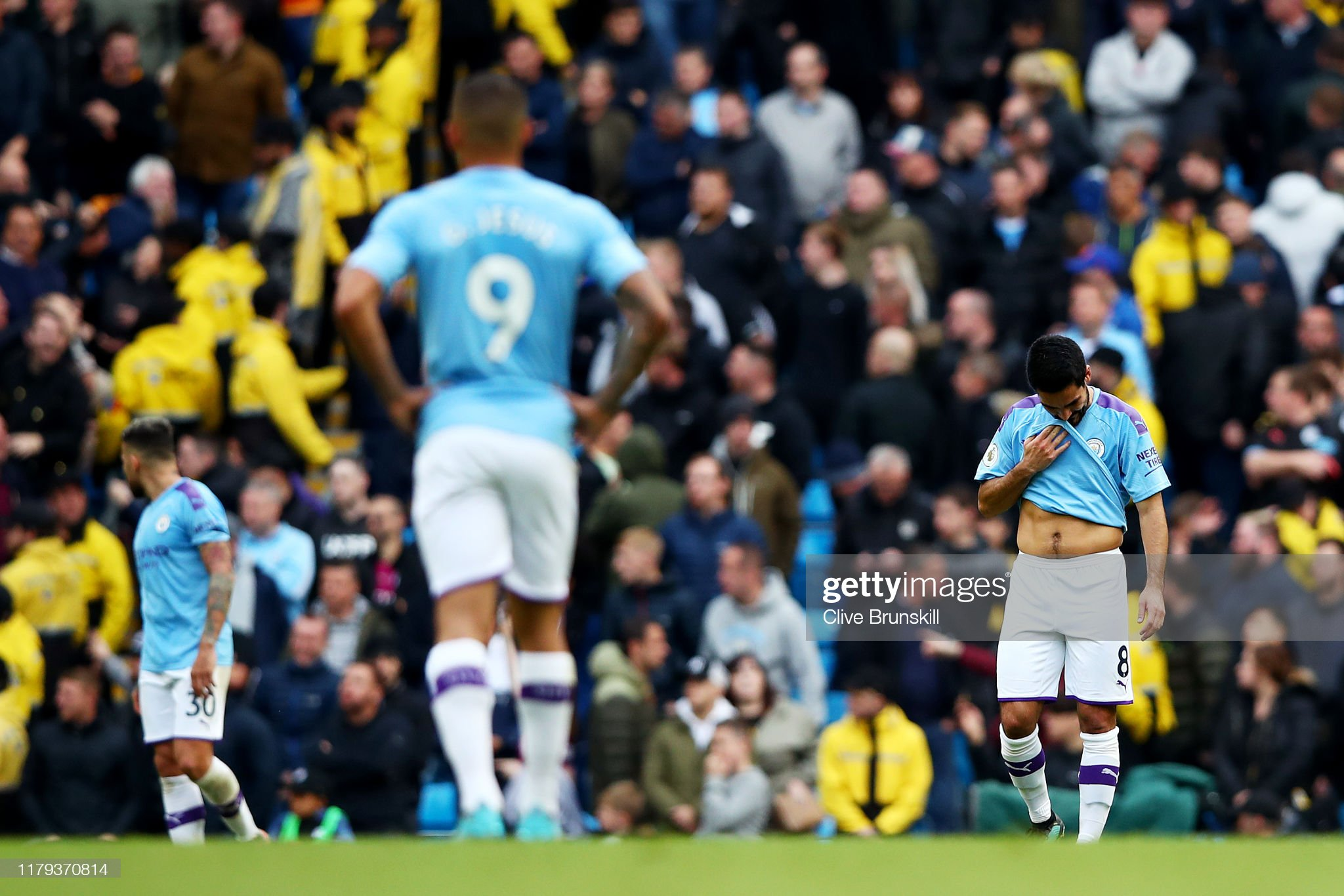Manchester City v Wolverhampton Wanderers - Premier League : News Photo