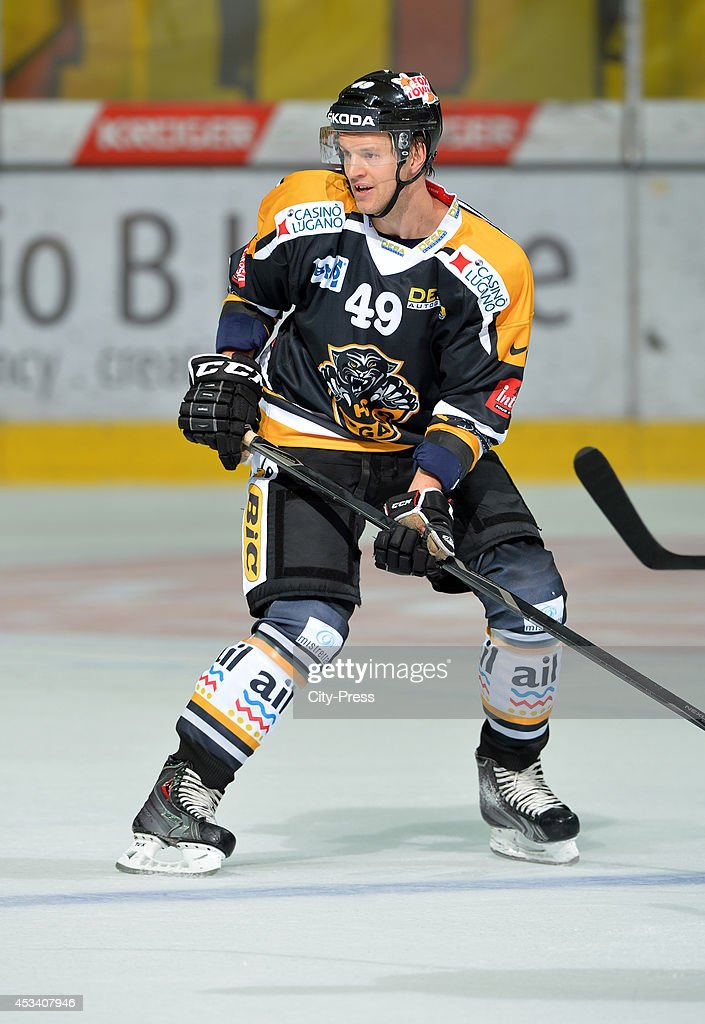 HC Lugano : News Photo