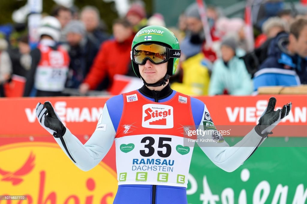 Nordic Combined World Cup : News Photo