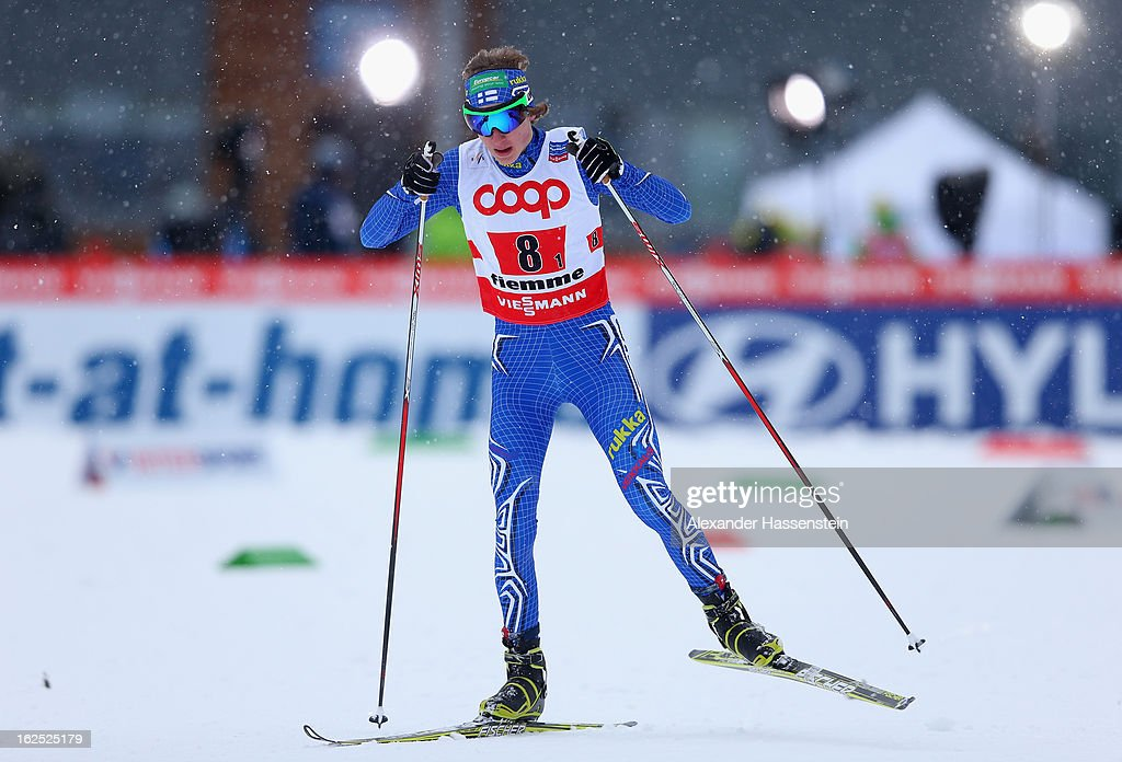 Nordic Combined Team 4x5km - FIS Nordic World Ski Championships : News Photo