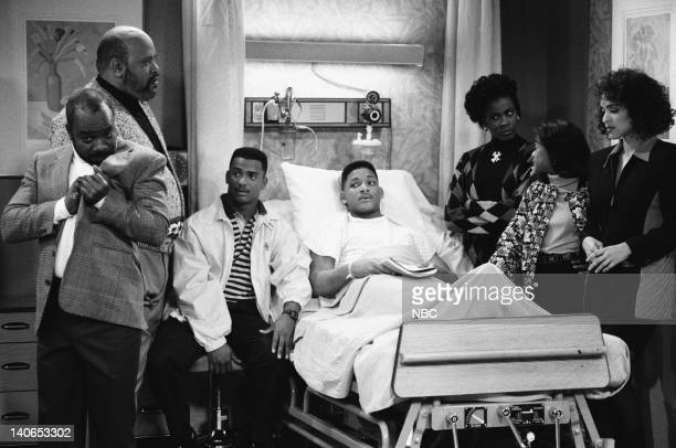 AIR Ill Will Episode 18 Pictured Joseph Marcell as Geoffrey James Avery as Philip Banks Alfonso Ribeiro as Carlton Banks Will Smith as William 'Will'...