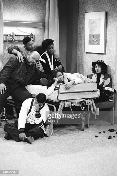 AIR Ill Will Episode 18 Pictured Will Smith as William 'Will' Smith Janet Hubert as Vivian Banks Tatyana Ali as Ashley Banks Karyn Parsons as Hilary...