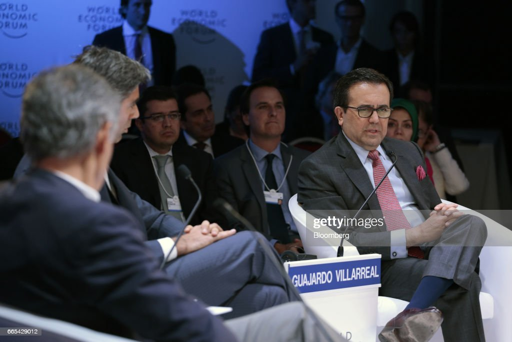 Key Speakers At The World Economic Forum On Latin America