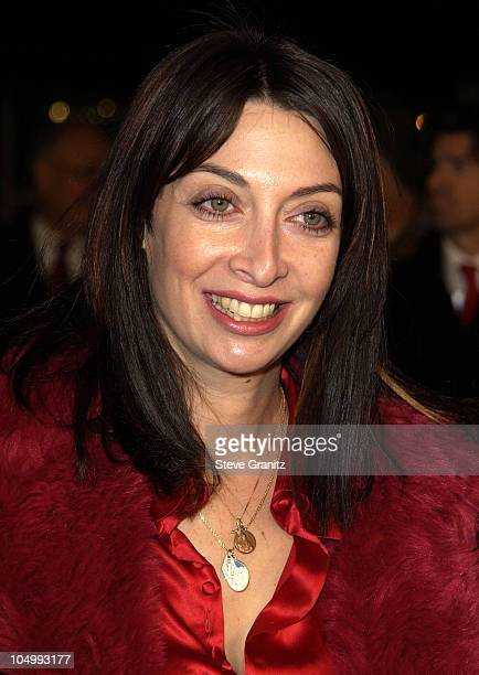 """Illeana Douglas during """"Kate & Leopold"""" - Los Angeles Premiere at Bruin Theater in Westwood, California, United States."""