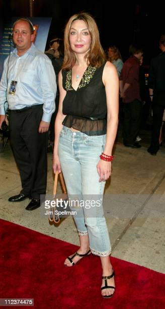 Illeana Douglas during New York Premiere of 'Igby Goes Down' at Chelsea West Theatres in New York City New York United States