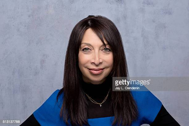 Illeana Douglas from the film 'The Skinny' poses for a portrait at the 2016 Sundance Film Festival on January 25 2016 in Park City Utah CREDIT MUST...