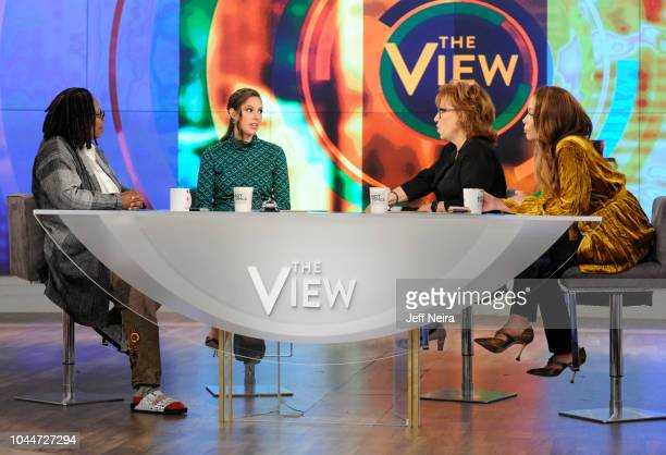 THE VIEW Illeana Douglas is the guest Tuesday 10/2/18 on ABC's 'The View' 'The View' airs MondayFriday on the ABC Television Network HOSTIN