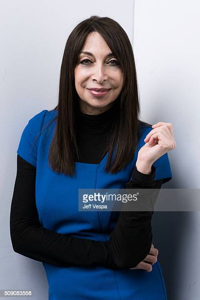 Illeana Douglas of 'The Skinny' poses for a portrait at the 2016 Sundance Film Festival on January 22 2016 in Park City Utah