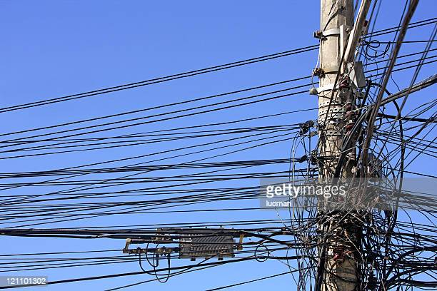 Illegal electricity connections - gato