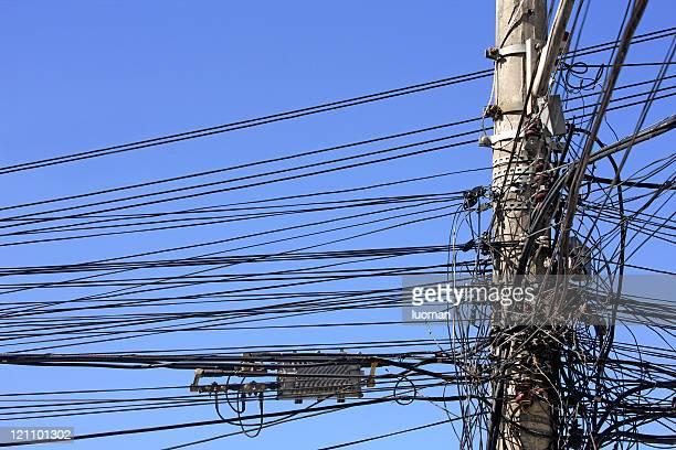 L'électricité-gato connexions