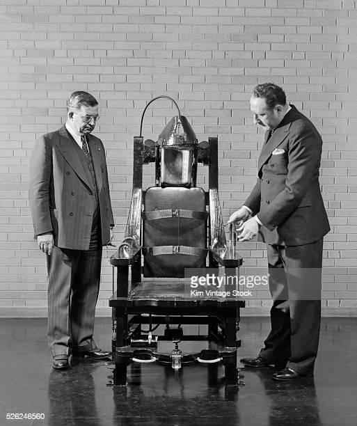Chaise lectrique photos et images de collection getty - Execution en direct chaise electrique ...