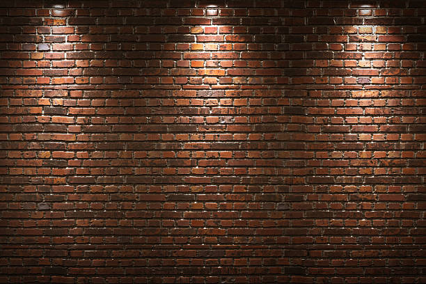 Free brick wall images pictures and royalty free stock - Focos de pared interior ...