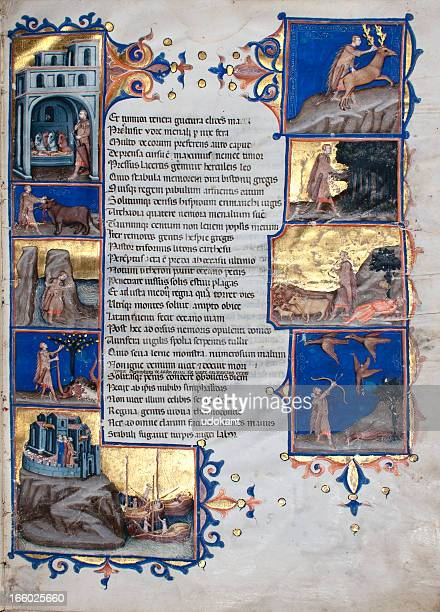 Illumination code Virgile s Aeneid