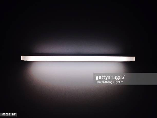 illuminated lamp - fluorescent light stock pictures, royalty-free photos & images