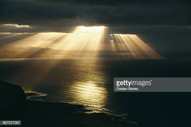 Illuminating Sunbeams