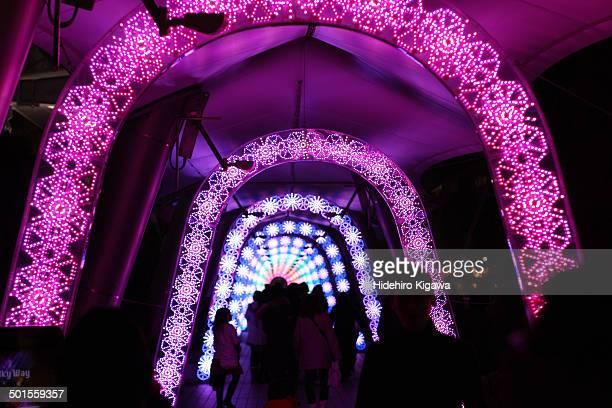 Illumination Tunnel