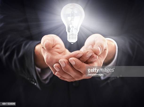 Illuminting mit neuen Ideen