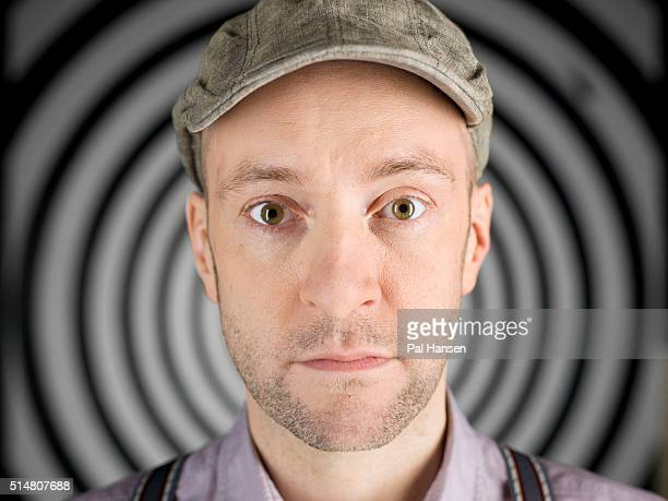 Illusionist Derren Brown is photographed for the Sunday Times magazine on August 7, 2015 in London, England.