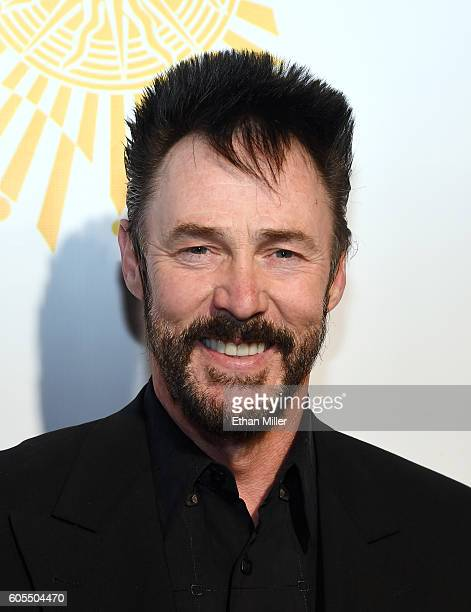 Illusionist Lance Burton attends Criss Angel's HELP charity event at the Luxor Hotel and Casino benefiting pediatric cancer research and treatment on...