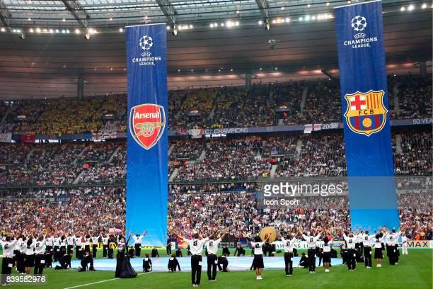 Illustration Fc Barcelone / Arsenal Finale de la Ligue des Champions Stade de France Paris