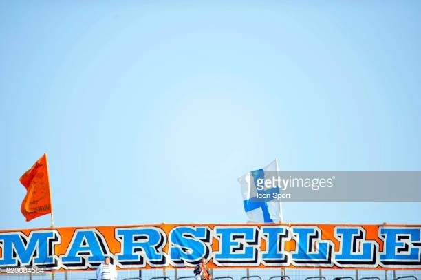 Illustration Banderole Marseille Marseille / Nice Match en retard de la 32e journee Ligue 1