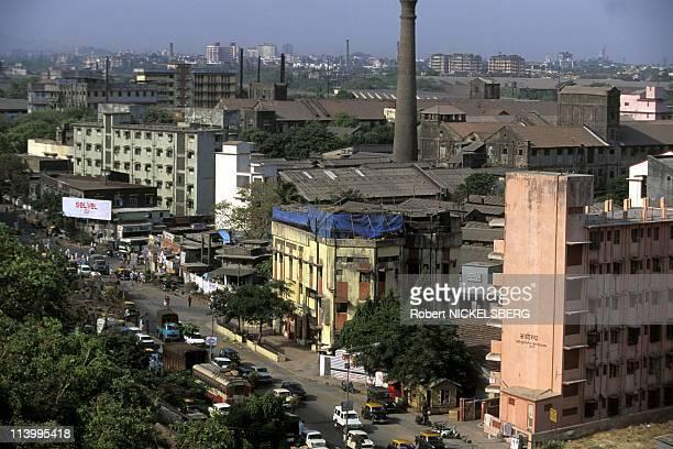 Illustration: Bombay In Bombay, India On July 02, 1995.