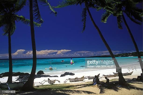 Illustration Comoros In Comoros In April 2003Galawa Beach Grand Comore