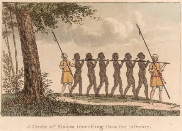 A Chain Of Slaves Wall Art