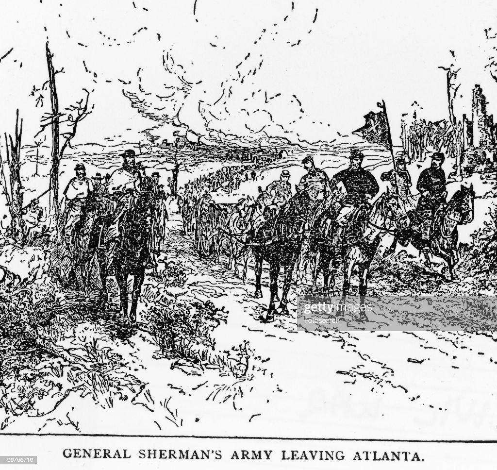 American Civil War : News Photo