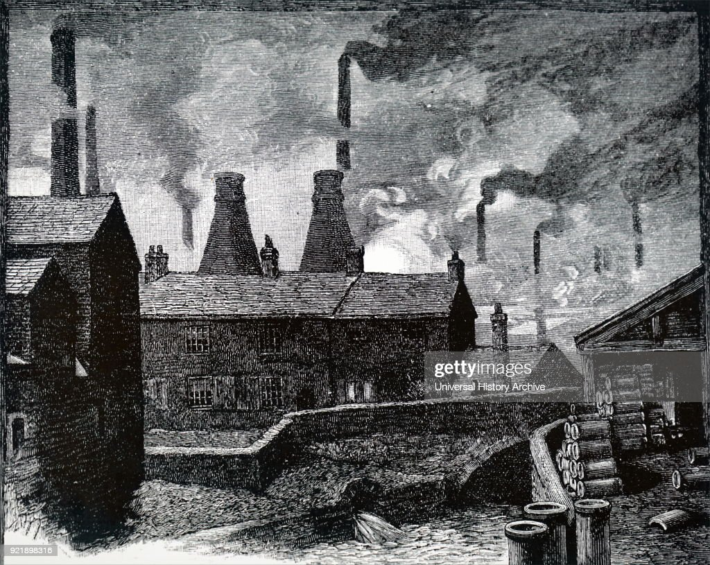 The pollution within Sheffield. : News Photo