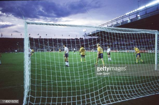 Illustration during the European Championship match between Sweden and England at Rasunda Stadium, Solna, Sweden on 17 June 1992