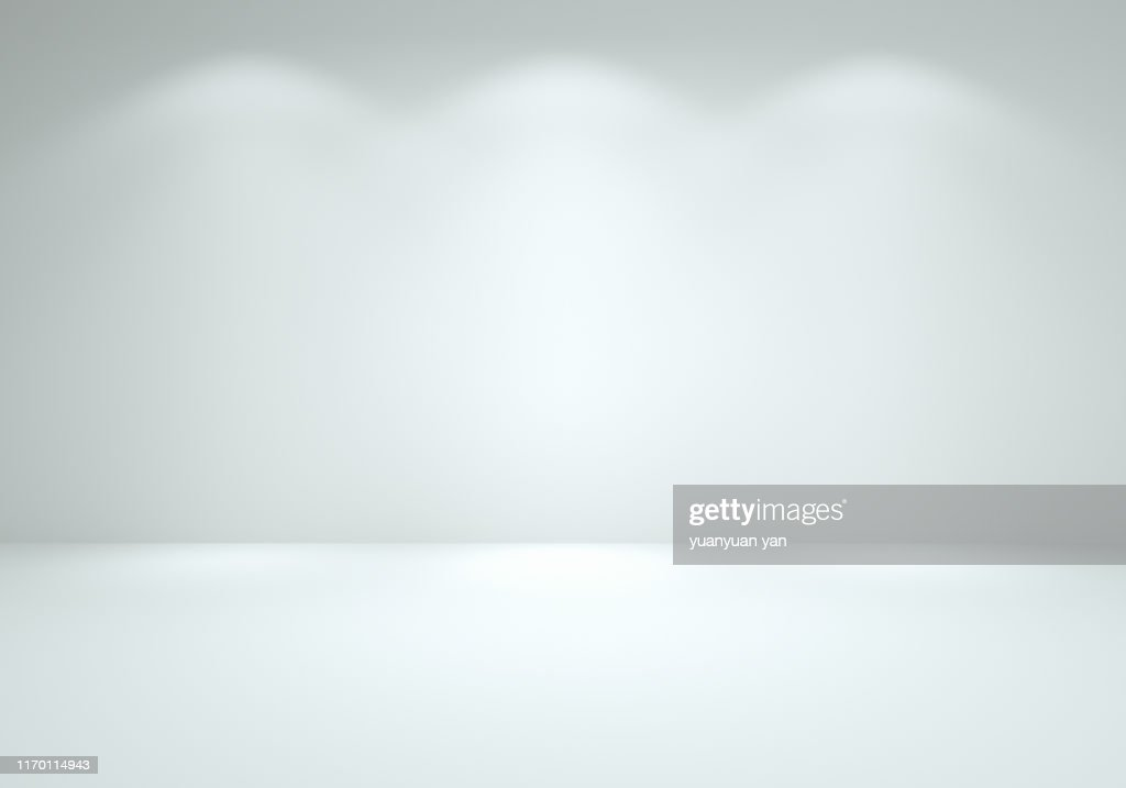 3D illustration empty background : Foto stock