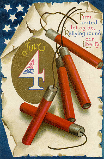 UNS: Independence Day Postcards