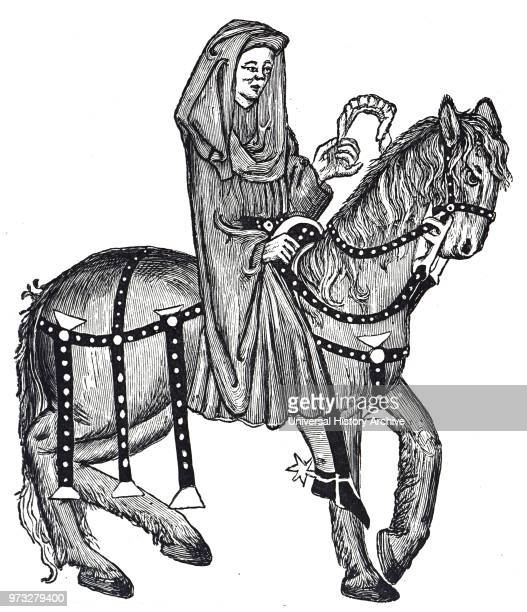 an analysis of the character the wife of bath in the canterbury tales a novel by geoffrey chaucer In his descriptions of the pilgrims in the prologue, chaucer begins with a description of the most noble, the knight, and then includes those who have pretensions to the nobility, such as the squire, and those whose manner and behavior suggest some aspects of nobility, such as the prioress then he.