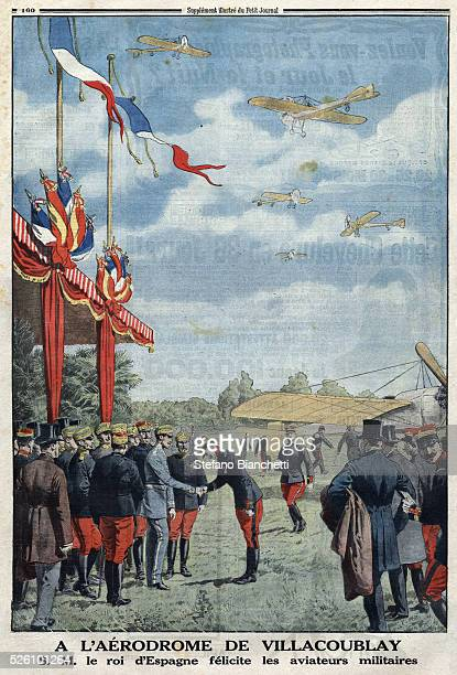 Illustration from Le Petit Journal, 1913.