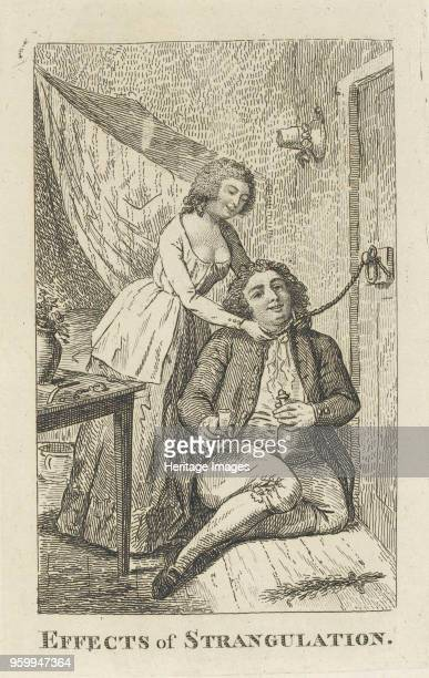 Illustration from The Bon Ton Magazine or Microscope of Fashion and Folly 17911793 Private Collection