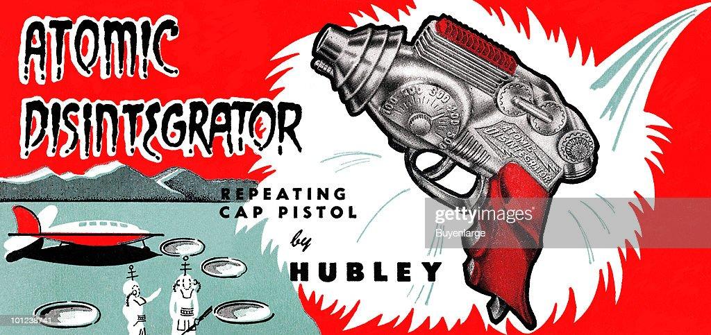 Atomic Disintegrator : News Photo