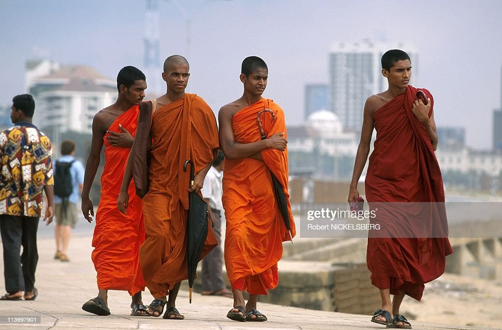 Illustration: In Sri Lanka In March, 1998- : News Photo