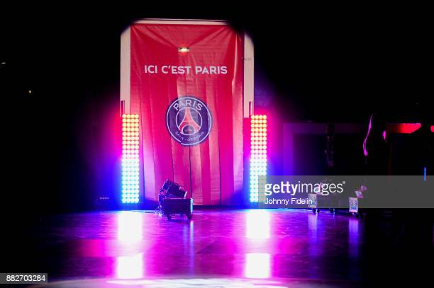 paris saint germain v tremblay 画像と写真 getty images