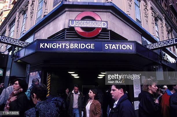 Illustration London In United Kingdom On April 1997 Illustration London On April 1th 1997