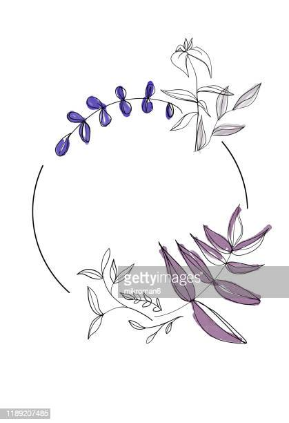 illustration of branches of tree, logo idea - graphic t shirt stock pictures, royalty-free photos & images