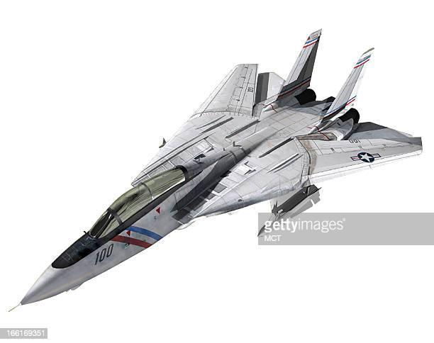 illustration of F14 Tomcat