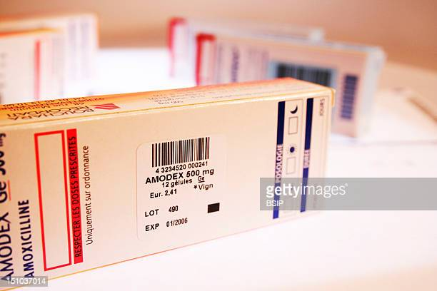 Illustration Of Generic Drug Reimbursement By The French Public Health Insurance