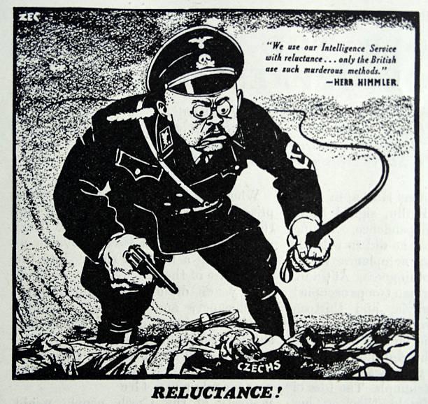 Illustration Of Heinrich Himmler Pictures