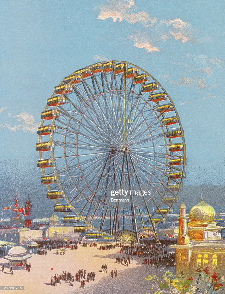 125 Years Since First Ferris Wheel Opened